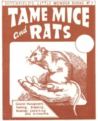Ditchfields Tame Mice & Rats Book