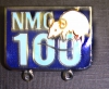 NMC Centenary Badge